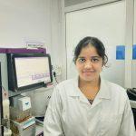 Shyamala P Junior Scientist